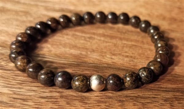 Bracelet Tara Bronzite pour femme