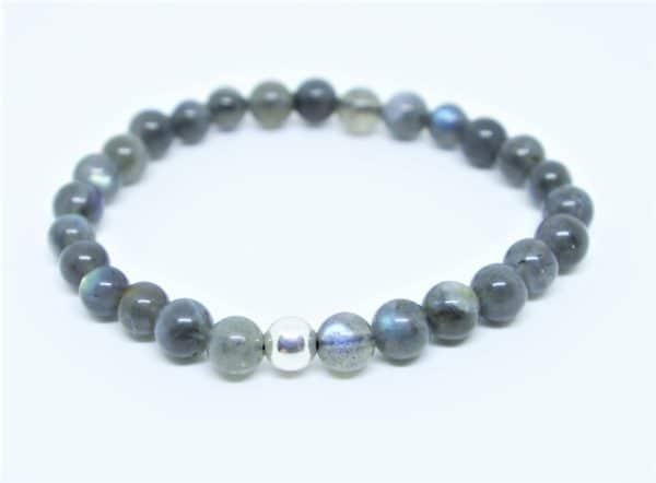 Bracelet Tara Labradorite argent